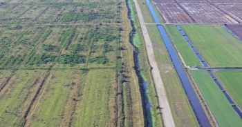 The Everglades Restoration Project