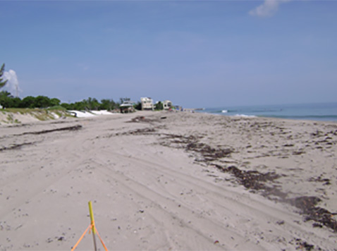 Martin County Coastal Monitoring Survey