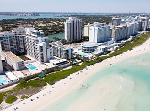 Miami Beach Hotspots Renourishment Project